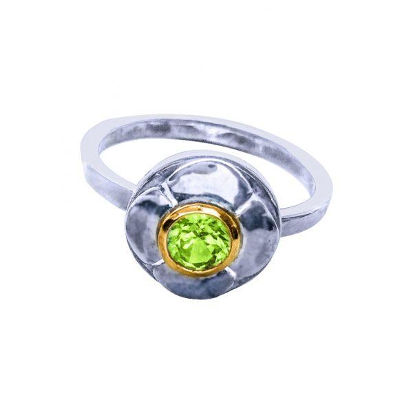 Silvergirl Ring